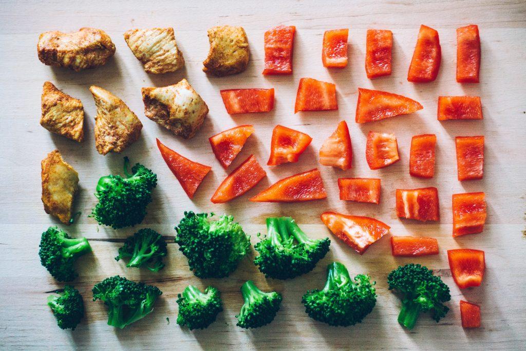 低碳飲食食譜
